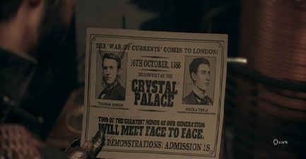 the order 1886 newspaper crystal palace tesla