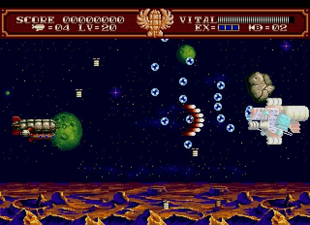 empire of steel mega drive genesis last level final boss