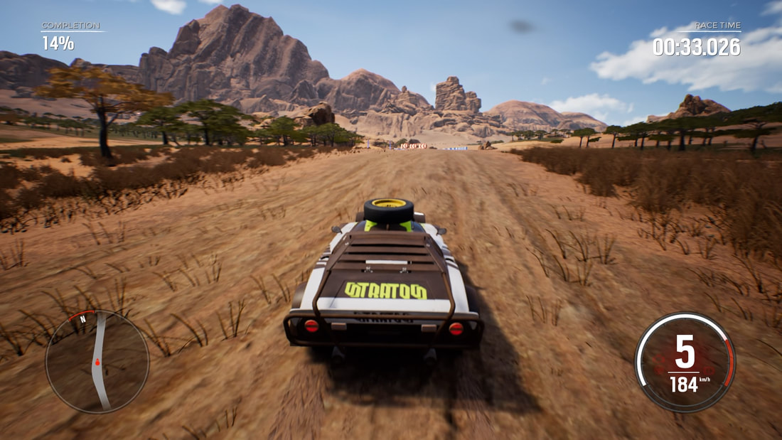 Gravel PlayStation 4 PS4 gameplay Lancia Stratos