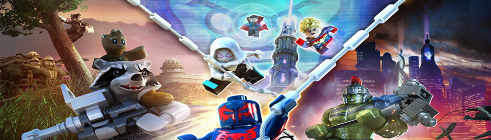 lego marvel super heroes 2 xbox one, xbox 360, review banner