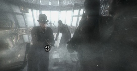 the order 1886 slow motion sepia