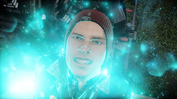 infamous second son ps4 playstation 4 delsin gains new powers