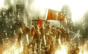 Final Fantasy Type 0 bright
