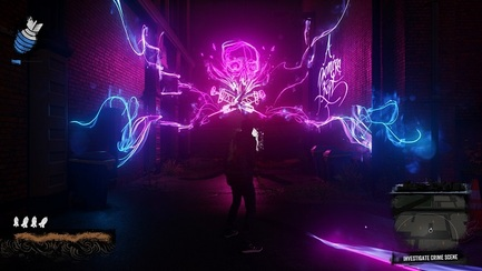 infamous second son ps4 playstation 4 neon powers