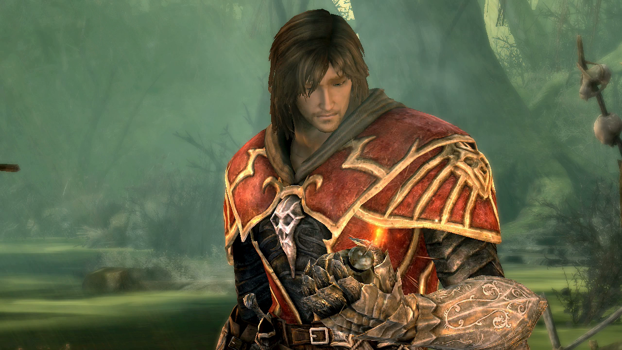 Castlevania Lords of Shadow Xbox 360 scene