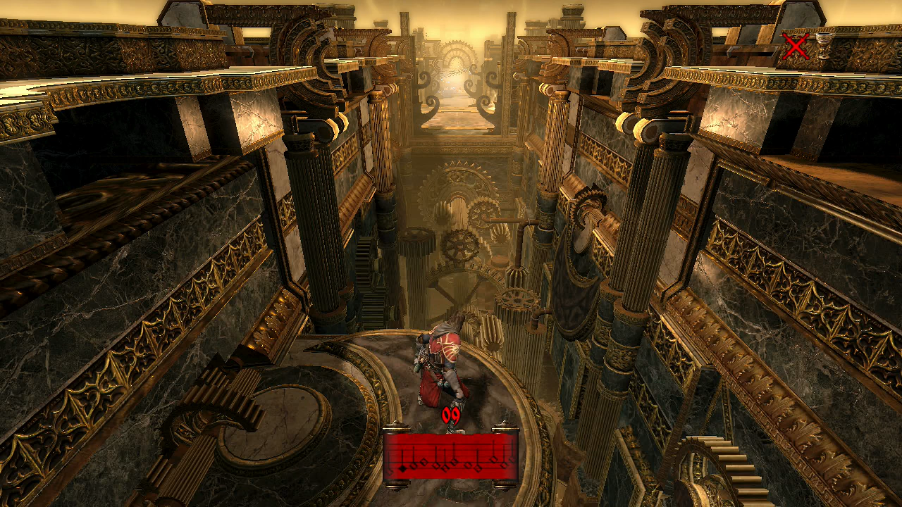 Castlevania Lords of Shadow Xbox 360 gameplay