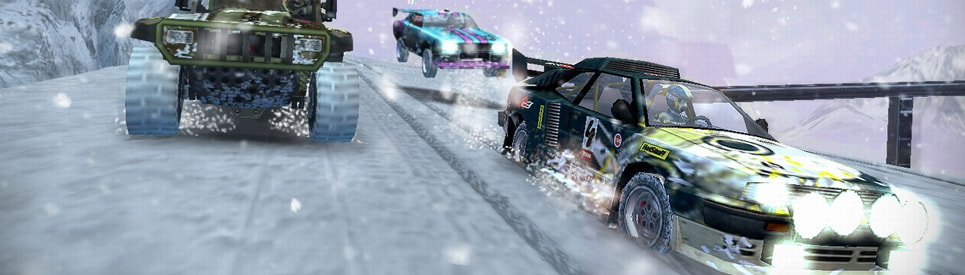 MotorStorm Arctic Edge PSP review