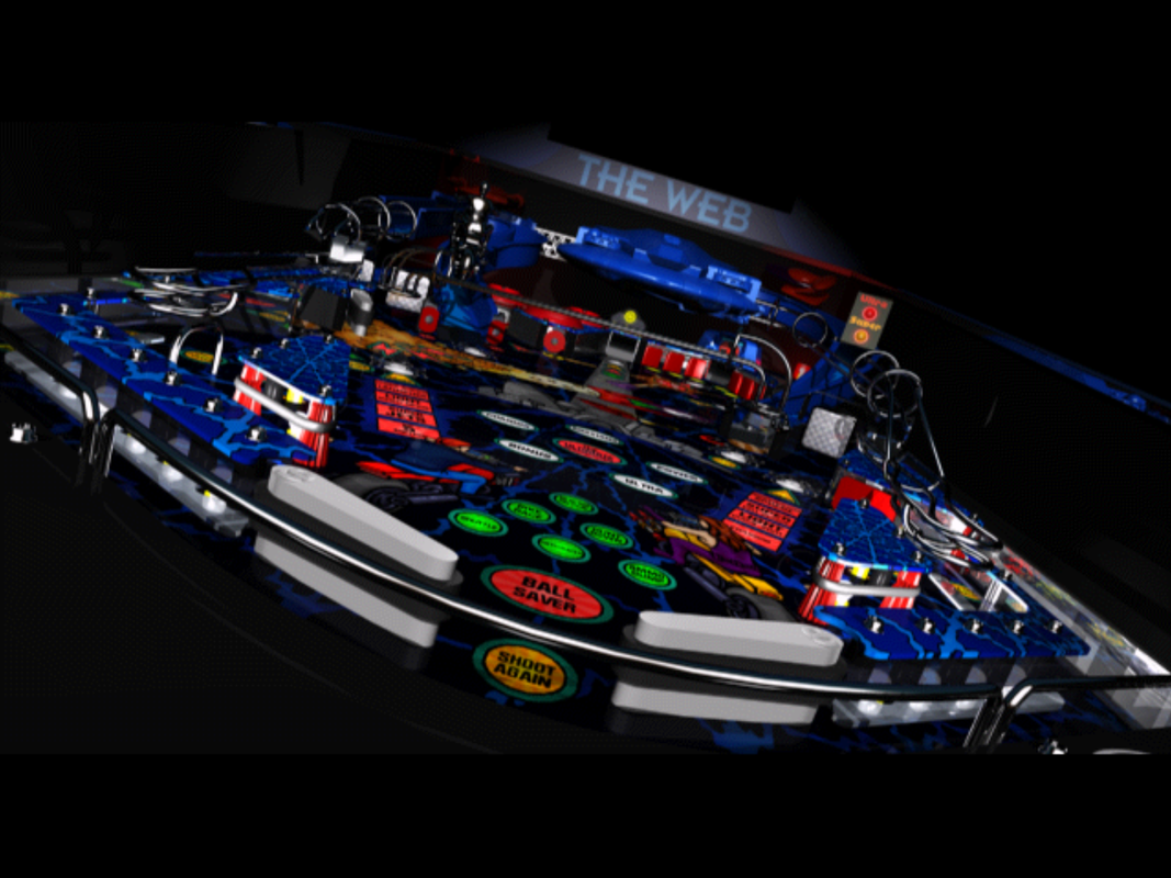 Pro Pinball: The Web PlayStation PSone gallery